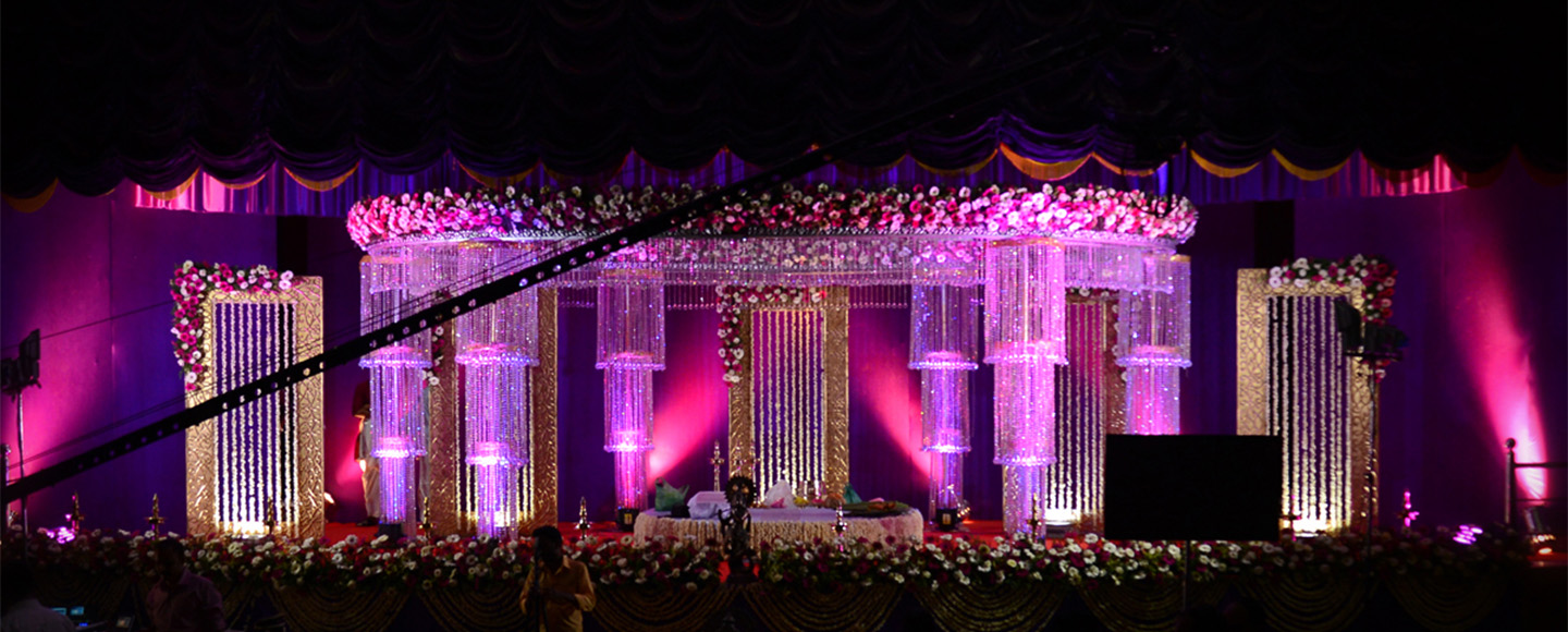 Evergreen Event Management Company In Kollam Stage Decoration In